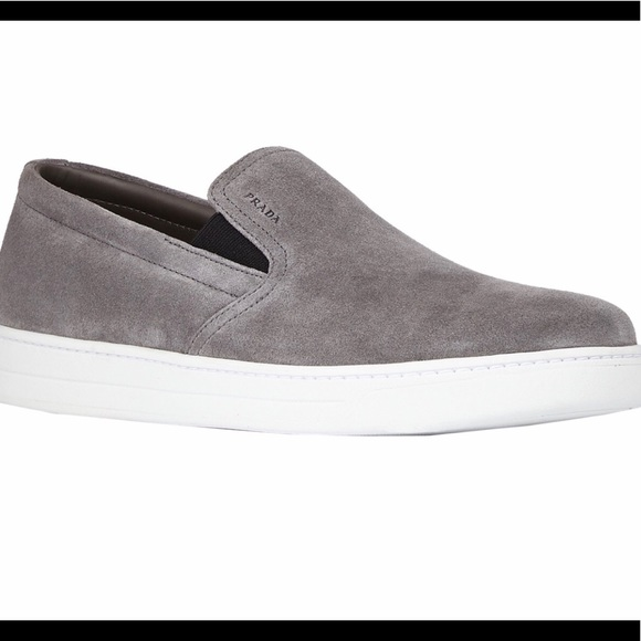 Prada Shoes | Mens Prada Slip On